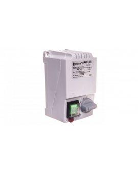 Regulator prędkości obrotowej 1-fazowy ARW 3, 0/S 230V 3A IP54 /z wejściem czujnika termicznego silnika/ 17886-9958