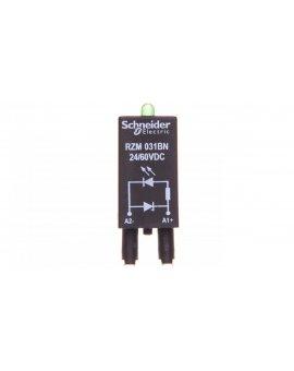 Układ zabezpieczający diodę LED 6-250V DC RPZ/RXZ RZM031BN