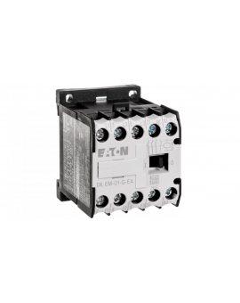 Stycznik mocy 9A 3P 24V DC 0Z 1R DILEM-01-G-EA(24VDC) 189986