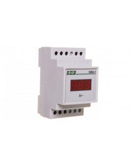 Cyfrowy wskaźnik wartości natężenia prądu jednofazowy 20A 3 moduły DMA-1 True RMS