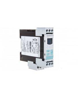 Przekaźnik kontroli prądu 1-fazowy 0, 02-0, 5A 1P 0, 1-20sek 24-240V AC/DC 3UG4621-1AW30