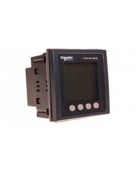 Miernik parametrów sieci (U, I, P, Q, f, PF, E) 5/1A przekładnik 100-415V AC tablicowy 96x96mm METSEPM5100
