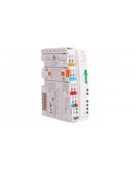 Interfejs sieciowy PROFIBUS DP/V1, 12 MBAUD 750-333