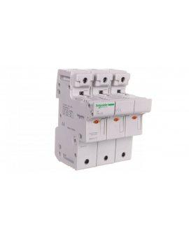 Rozłącznik bezpiecznikowy cylindryczny 3P 14x51mm SBI MGN15711