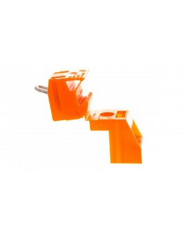 Złączka do transformatorów 2x 4-6mm2 pomarańczowa 201-615