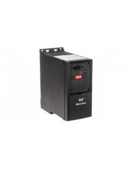 Falownik VLT Micro Drive 1x200/240V 6, 8A 1, 5kW 132F0005