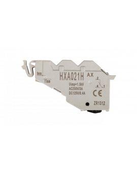 Styk pomocniczy 1P 3A 250V AC montaż tylni HXA021H