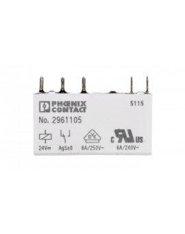 Przekaźnik przemysłowy 1P 24V DC REL-MR- 24DC/21 2961105 /10szt./