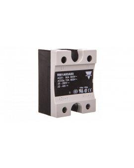 Przekaźnik półprzewodnikowy jednofazowy 42-660V AC 50A 20-280VAC/22-48VDC RM1A60A50