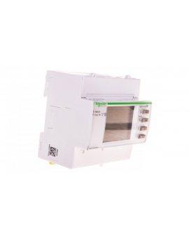 Miernik cyfrowy wielofunkcyjny (U, I, P, Q, f, PF) 5/1A przekładnik 100-480V AC modułowy PM3200 METSEPM3200