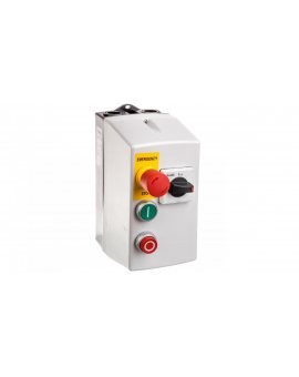 Rozrusznik bezpośredni w obudowie z wyłącznikiem silnikowym 9-14A i stycznikiem 400V AC 5, 5kW M2P00911400B0