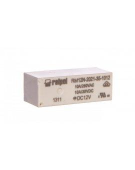 Przekaźniki miniaturowy 1Z 10A 12V DC PCB RM12N-2021-35-1012 2614965
