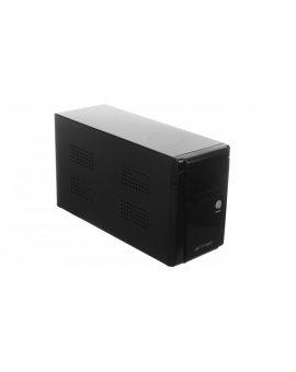UPS 650W/1000VA LINE-INTERACTIVE ARMAC OFFICE 1000E LCD 3x230V metalowa obudowa O/1000E/LCD