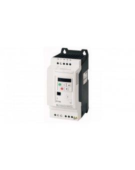Przemiennik częstotliwości 2, 2kW Uwe=3x400V Uwy=400V/5, 8A IP20 DC1-345D8FB-A20CE1 185752