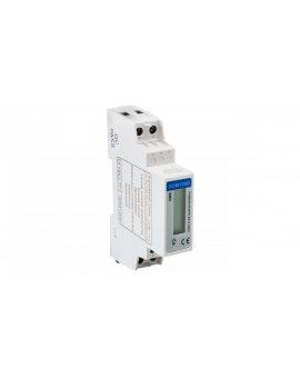 Cyfrowy miernik zużycia energii elektrycznej 1 faza 1P (50Hz, 230V, 5A/45A) SDM120D LC-Tec LCTEC-SDM120D
