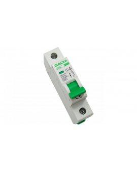 Wyłącznik nadprądowy C6 A 1P 230V SB6LC1P6A