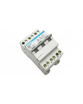 Przełącznik sieć agregat 3P 16A wyłącznik sieciowy SVK3-16