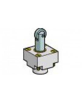 Głowica napędowa trzpień z rolką stalową ZCKE62