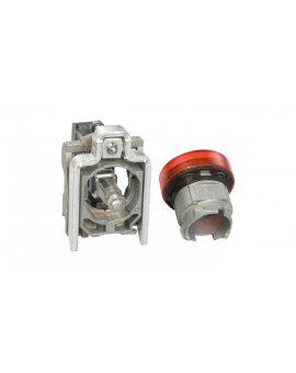 Lampka sygnalizacyjna 22mm czerwona 24V AC/DC LED XB4BVB4
