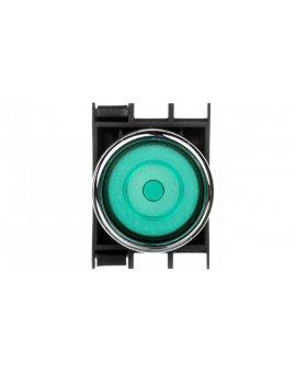 Przycisk stabilny kryty 1Z zielony T0-B100FY