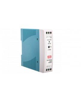 Zasilacz impulsowy 85-264V AC/ 1, 67A 12V DC 20W MDR-20-12