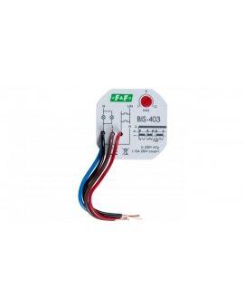 Przekaźnik impulsowy z wyłącznikiem czasowym 10A 230V AC 2Z BIS-403