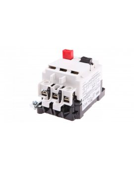Wyłącznik silnikowy 3P 0, 8kW 1, 6-2, 5A M 611 N 2, 5 6112-290001