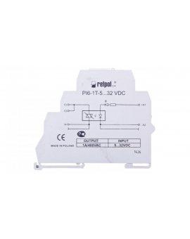 Przekaźnik interfejsowy 1Z 5-32V DC PI6-1T-5-32VDC 854603