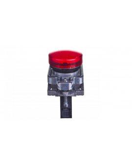 Lampka sygnalizacyjna 22mm czerwona 230V AC XB4BV64