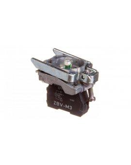 Zestaw świetlny z diodą LED zielony 230V AC ZB4BVM3