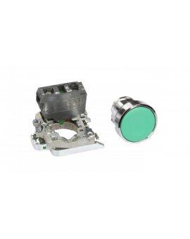 Przycisk sterowniczy 22mm zielony z samopowrotem 1Z XB4BA31