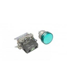 Lampka sygnalizacyjna 22mm zielona 24V AC/DC LED XB4BVB3