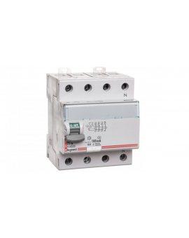 Wyłącznik różnicowoprądowy 4P 25A 0, 1A typ A P304 TX3 411774