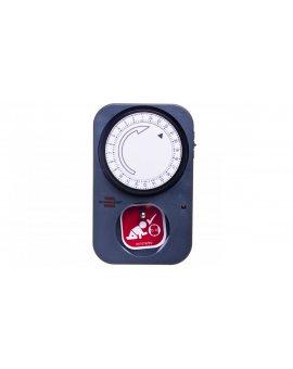 Programator / sterownik czasowy mechaniczny (gniazdo) 16A 2P+Z dobowy MZ 20 1506454