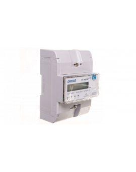Licznik energii elektrycznej 3-fazowy 3x20 /120A 3x230/V wyświetlacz LCD OR-WE-507