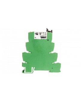 Przekaźnik interfejsowy 1P 24V DC z gniazdem PLC-RSC 24DC/21 2966171