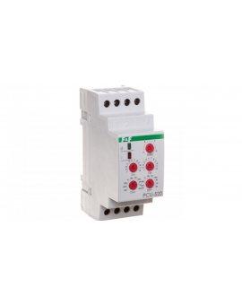 Przekaźnik czasowy 2P 8A 0, 1sek-576h 12-264V AC/DC wielofunkcyjny PCU-520UNI