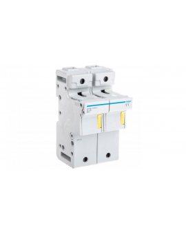 Rozłącznik bezpiecznikowy cylindryczny 2P 22x58mm LR702