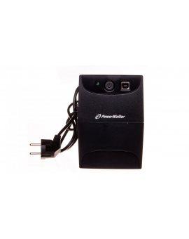 UPS POWER WALKER LINE-INTERACTIVE 850VA 2x 230V PL OUT, RJ11 IN/OUT, USB VI 850 SE