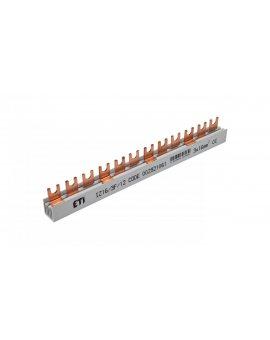 Szyna łączeniowa widełkowa 3P 100A 16mm2 (12 mod.) IZ16/3F/12 002921061