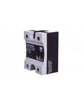 Przekaźnik półprzewodnikowy jednofazowy 42-440V AC 50A 20-280VAC/22-48VDC RM1A40A50
