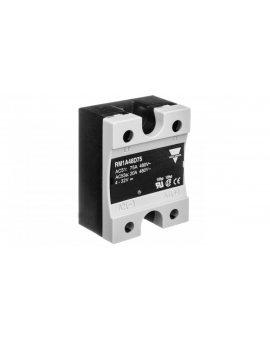 Przekaźnik półprzewodnikowy jednofazowy 75A 42-530V AC 4-32V DC RM1A48D75
