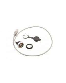 Gniazdo 22mm USB M22-USB-SA 107412