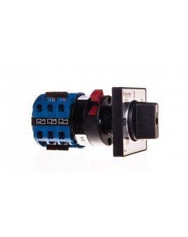 Przełącznik woltomierza TR-ST-RS-0-R0-S0-T0 500V do wbudowania CMV 16018