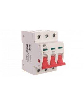 Rozłącznik modułowy 40A 3P KMI-3/40A 23232