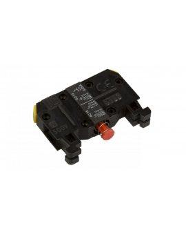 Styk pomocniczy 1R montaż czołowy ST22\01-1