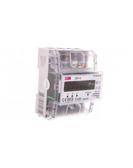 Licznik energii elektrycznej 3-fazowy 3x63A 3x230/400V AC+N IP20 DEC-2 004804051