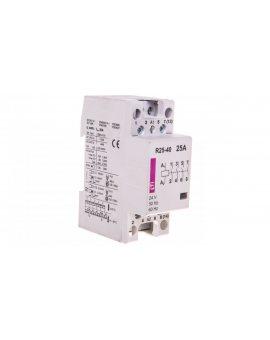 Stycznik modułowy 25A 24V AC 4Z 0R R 25-40 24V 002462311