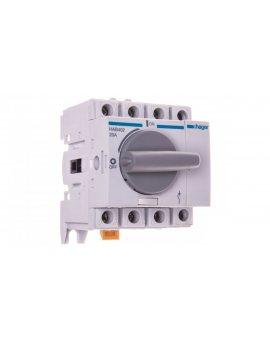 Rozłącznik izolacyjny 4P 20A HAB402
