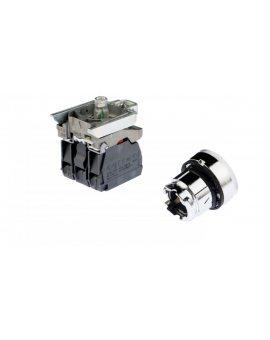 Przycisk sterowniczy 22mm biały z samopowrotem z podświetleniem 1Z 1R XB4BW31B5